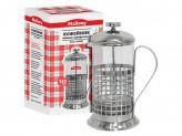 """Чайник кофейник Mallony B511-350ML """"Cellula"""" 950139"""