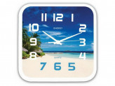 Часы настенные Energy EC-99 пляж
