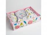 Набор чайный 12 предметов Ф5-003P/6 в подарочной коробке
