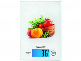Весы кухонные SCARLETT SC-1217 овощной микс