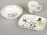 Набор детской посуды ROSENBERG 8776
