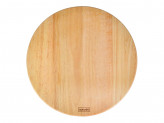 SATOSHI Доска разделочная гевея круглая d26x1,0см
