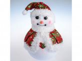 Снеговик пенопласт средний с-22