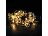 Гирлянда 16 ламп новогодняя 4 м 220v s-69