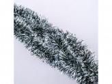 Мишура новогодняя из фольги 2м x5см h-12 уп10шт
