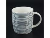 Кружка керамическая 300мл 1811 упаковка 12