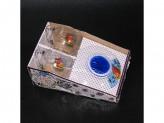 Набор 4 предмета  дуэт живая природа азия арт.2222