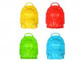 SILAPRO Формочка для лепки снежных фигур, 22х16см, пластик, 5 дизайнов, 4 цвета