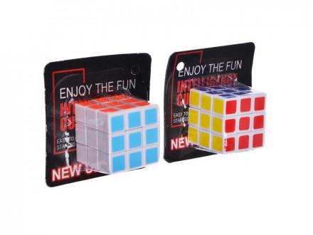 """Кубик-головоломка """"Малышка"""" пластик, 3,5х3,5х3,5см"""