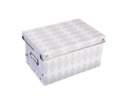 Короб для хранения складной, 23,4x15,7x12,8см, пластик
