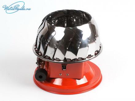 Плита газовая ветрозащитная большая. 84046