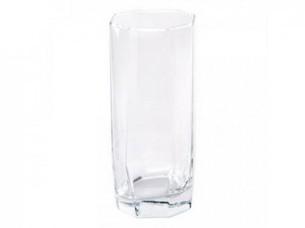 Набор стаканов 6шт 330мл выс HISAR