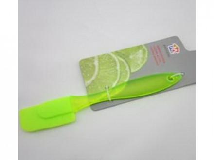 Лопатка кулинарная силиконовая №1 КТ-S-003 22см