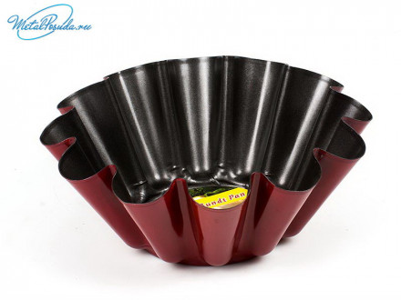 Форма выпечки для кекса. d-23 см. 89132