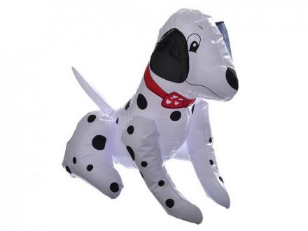 """Игрушка надувная, ПВХ, 40 см, SILAPRO """"Собака"""""""