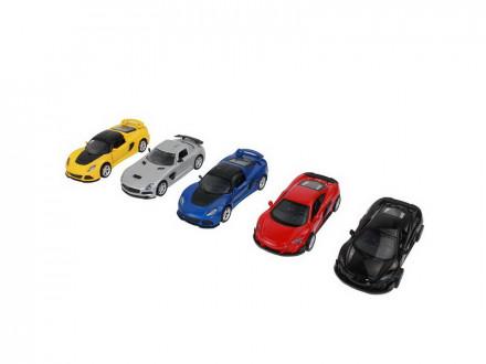 Машинка инерционная, металлическая, 15см, металл, пластик, 15, 9х7, 7х7, 2см, 3 дизайна ИГРОЛЕНД