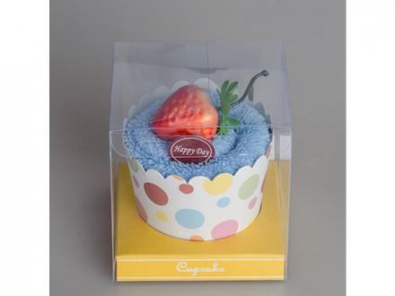 Полотенце подарочное Тортики