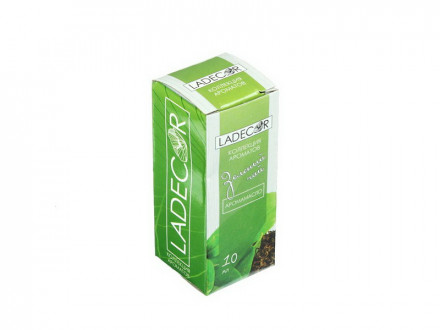 Аромамасло 10 мл с ароматом зеленого чая