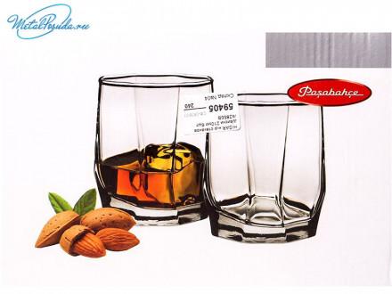 Набор 6 шт стаканов 210 мл