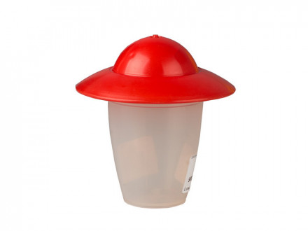 Солонка пластик 50 мл грибок