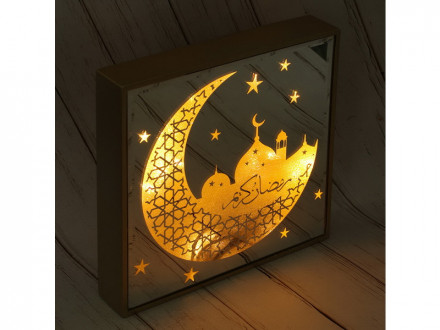 Светильник зеркальный
