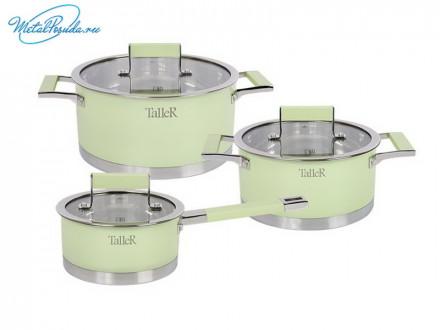 Набор посуды 6 пр Taller