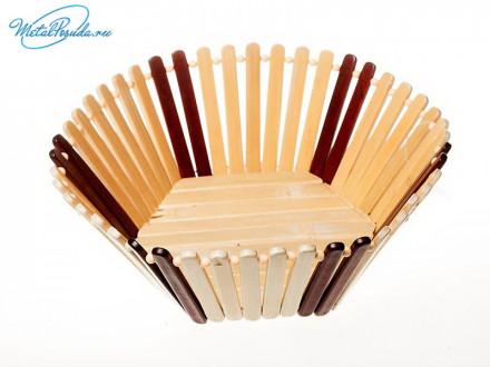 Ваза бамбуковая 89527