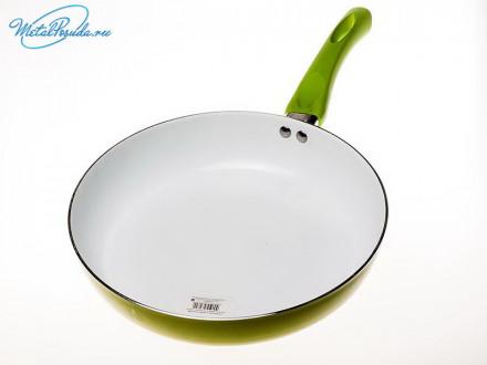 Сковорода 28 см керамическое покрытие  45032