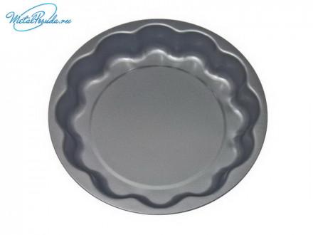 """Форма для выпечки 25 x 4 см круглая, """"Пирог"""" SL-1027М, VETTA 846G073"""