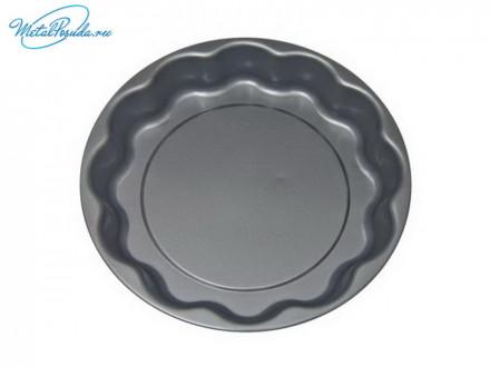 """Форма для выпечки 29,5 x 4 см круглая, """"Пирог"""" SL-1027L, VETTA 846G072"""