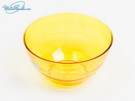 Салатник 0.5 л Оранж, пластик  70538
