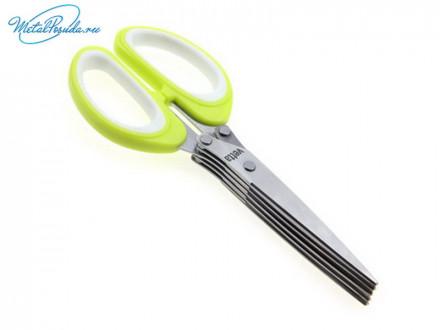 Ножницы для зелени, 5 лезвий, VETTA, 884G008