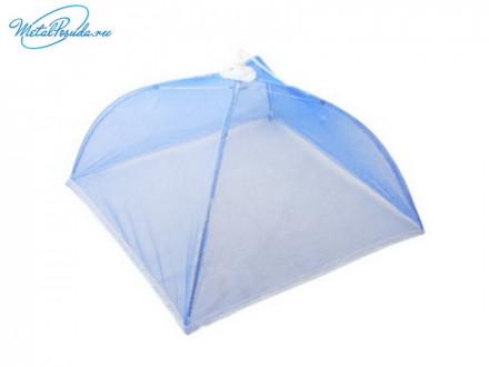 Чехол зонтик для пищи 40х40 см Полиэстер 4 цвета159G003