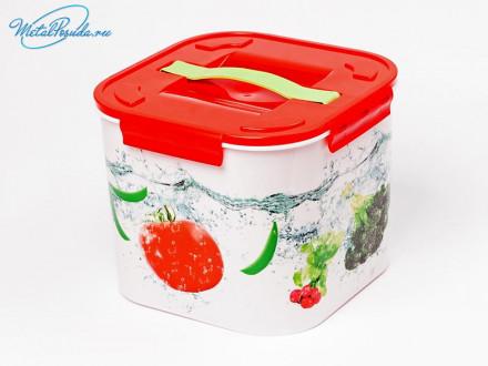 Контейнер 7 л для хранения, овощи  76567
