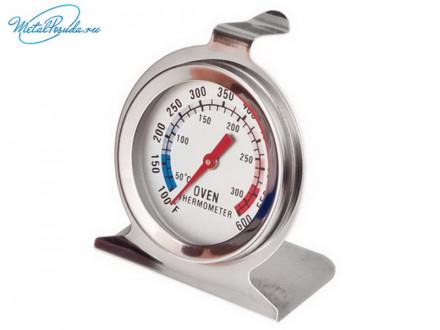 Термометр для духовой печи, нерж. сталь