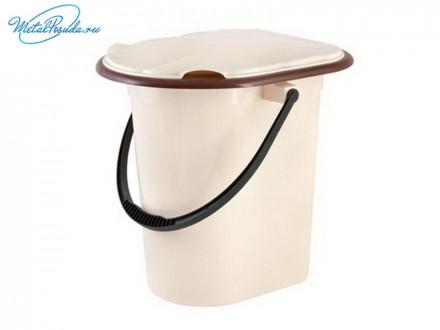 Ведро туалет с крушкой 18 л