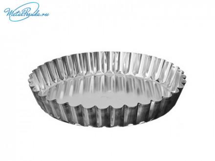 Форма для выпечки 279х46 мм рифленая