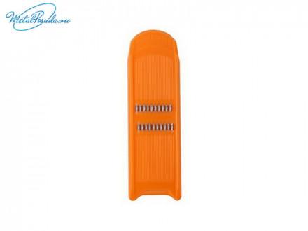 Терка для корейской моркови 27.5х8.7х1.6 см
