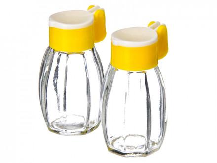 Набор для соли/перца 3,5х7,5см (микс)
