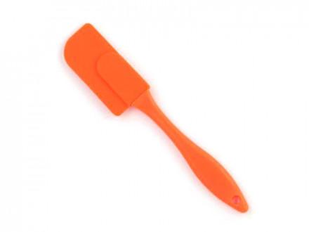 Лопатка силиконовая 4 цвета