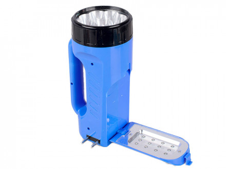 Фонарь  светодиодный на аккумуляторе 12+9 ламп