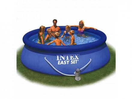 Бассейн надувной Easy Set 305x76см 3853л