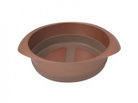 Форма 18см для выпечки круглая RONDELL Karamelle RDF-449