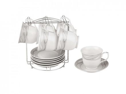 Набор чайный 13 предметов Bekker ВК-6802