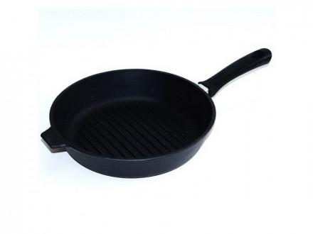 Сковорода, 28см, облегченный чугун, Добрыня, DO-3305