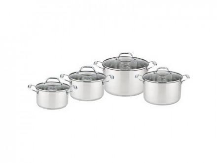 Набор посуды, 8 предметов, Добрыня, DO-1705
