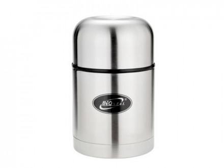 Термос BIOSTAL Классик NT-500 с широким горлом (суповой) в чехле 0.5л