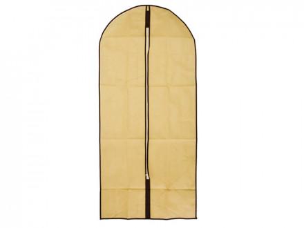 Чехол для одежды спанбонд 60х137см