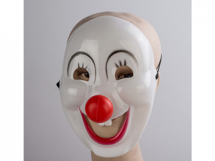 "Маска карнавальная  "" клоун"" №28"