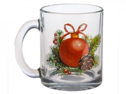 Кружка чайн новогоднее настроение 320 мл